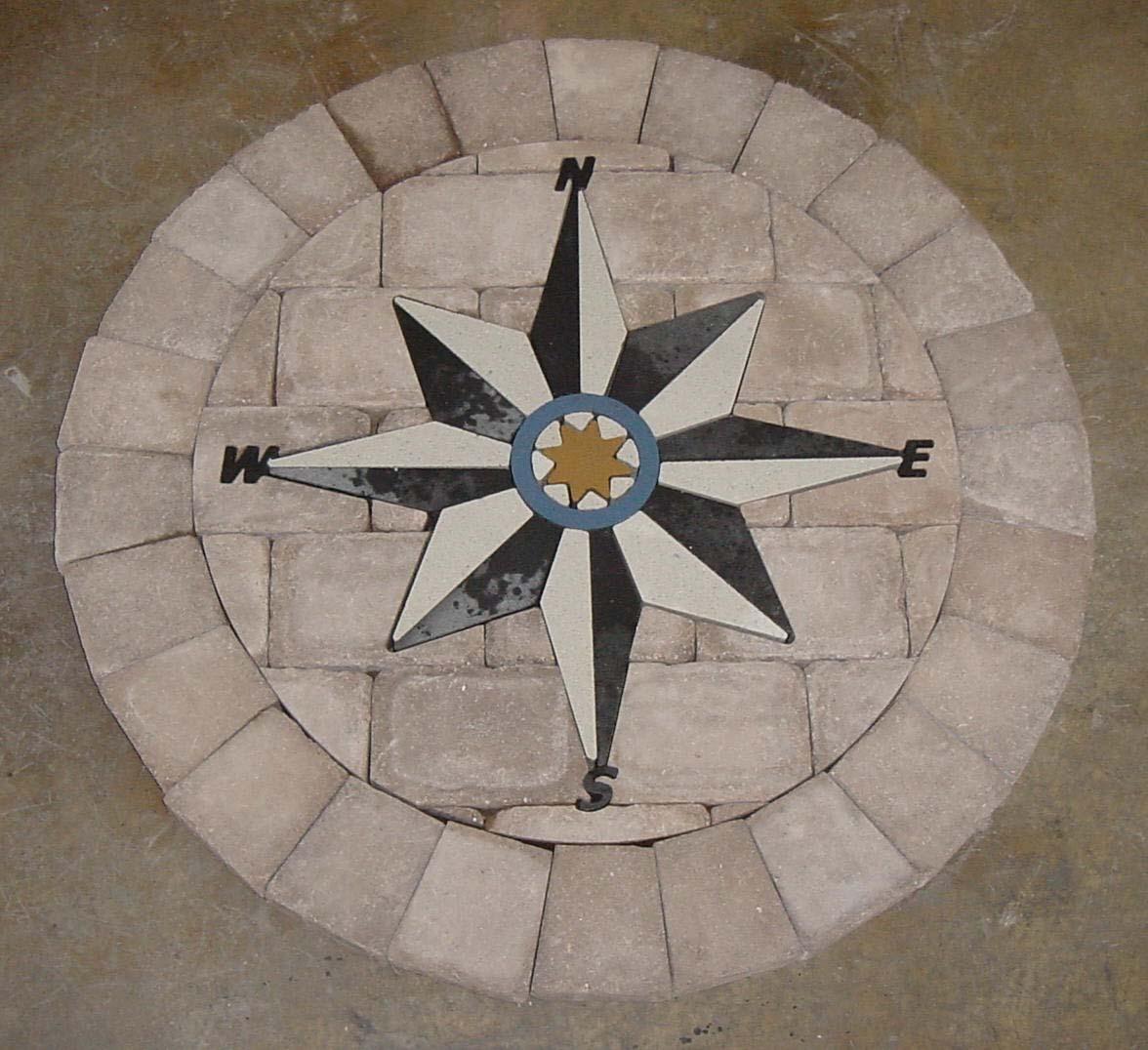 paverartcompass